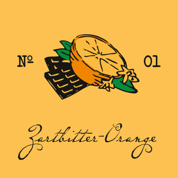 Zartbitter Orange