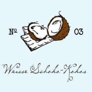 Weisse Schoko-Kokos