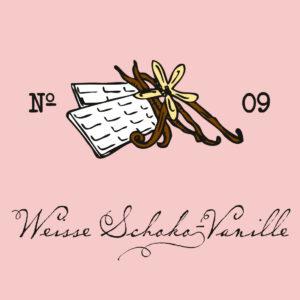 Weisse Schoko-Vanille