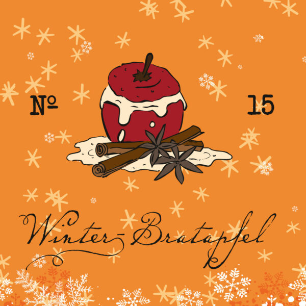Winter-Bratapfel